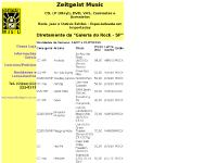 Zeitgeist Music Index
