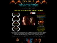 ZEN NOIR - award-winning film by Marc Rosenbush - NOW ON DVD!