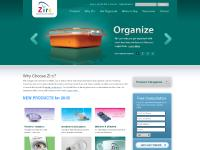 zirc.com Products, Why Zirc, Get Organized