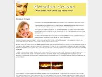 Zirconium crowns - The Most Aesthetic Crowns Available