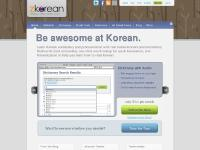 zKorean - Learn the Korean Alphabet, Grammar, Vocabulary & Culture