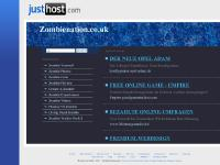 Welcome zombienation.co.uk - Justhost.com