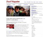Zoyd Magazine e Revista