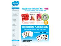 Beer Mats & Promotional Playing Cards. Manufacturer and Printers